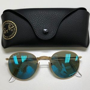 🕶️Ray-Ban RB3447 Men's Sunglasses/716/TIZ163🕶️